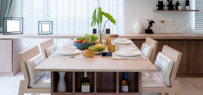 Cómo hacer del comedor un espacio moderno? - Revista Lamudi
