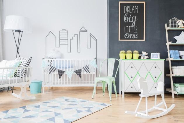 consejos para decorar la habitacin de tu beb