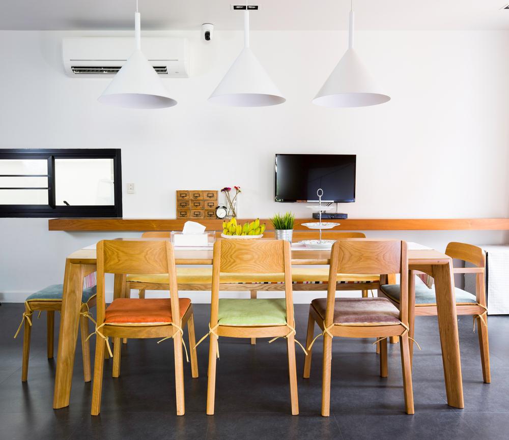 9 consejos de decoraci n para comedores en madera for Comedores modernos mexico df