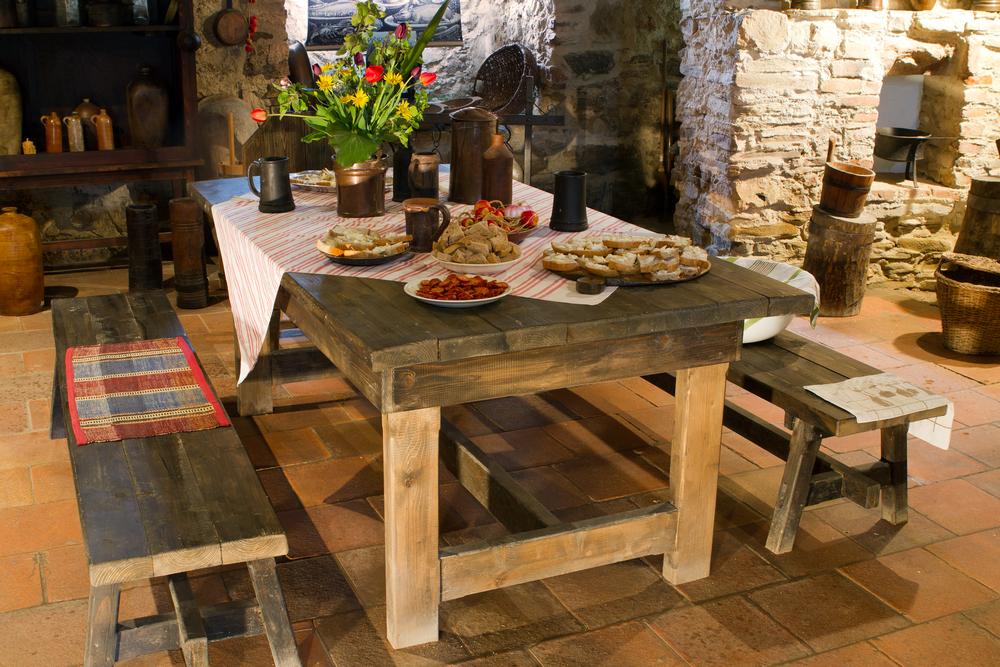 9 consejos de decoraci n para comedores en madera for Disea os de comedores modernos en madera