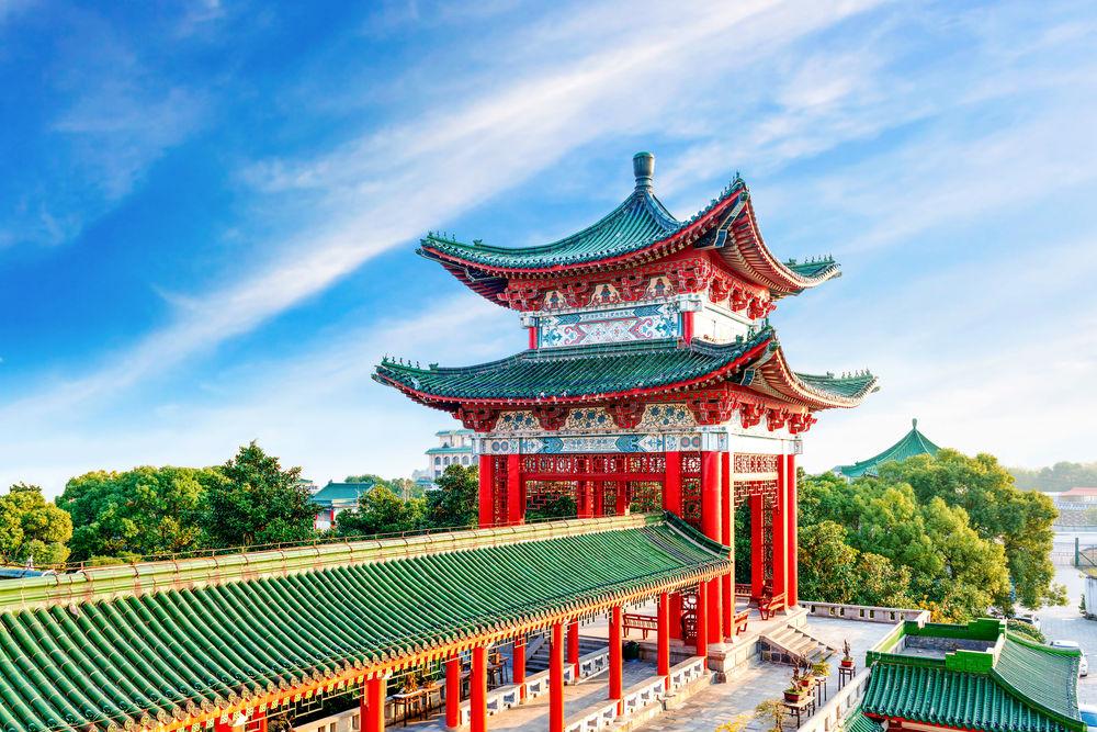 La arquitectura en la poca imperial de china revista lamudi for Architecture chinoise