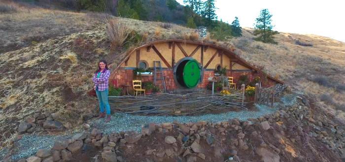 Si eres fan del se or de los anillos tienes que conocer - La casa de los hobbits ...