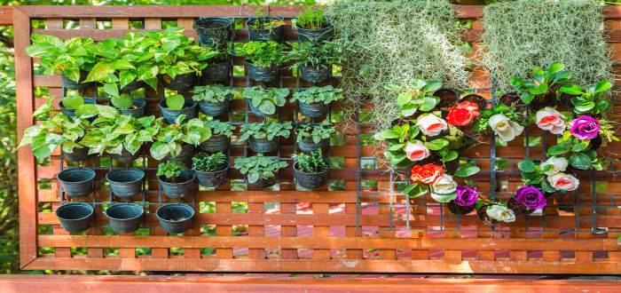 Ejemplos de jardines verticales revista lamudi for Ejemplos de jardines