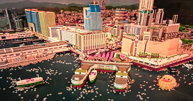 5 edificios y ciudades hechos con bloques de lego revista lamudi - Abreviatura de arquitecto ...