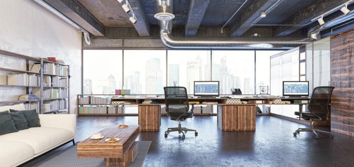 Oficinas innovadoras de empresas de xito revista lamudi for Oficinas modernas 2016