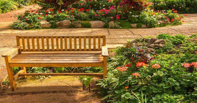C mo decorar si se tiene un jard n peque o revista lamudi for Como decorar un jardin pequeno